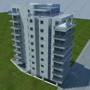 建筑物(11)(1) 3d model