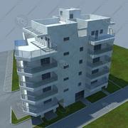 edifícios (8) 3d model