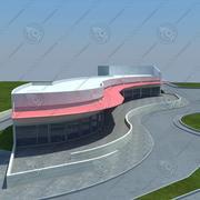 buildings(10) 3d model