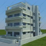 edificios (7) modelo 3d