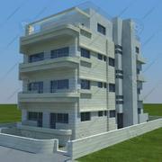 budynki (7) 3d model