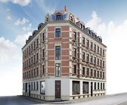 老建筑 3d model