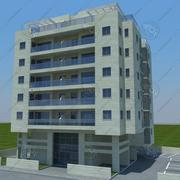 edifícios (19) 3d model