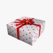 Pacco regalo 3d model