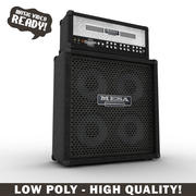 Amplifier Mesa boogie 3d model