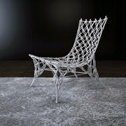 KNOTTED CHAIR 3d model
