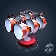 Кофе 3d model