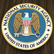 Sigillo NSA 3d model