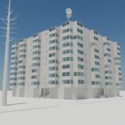 Block Scene 3d model