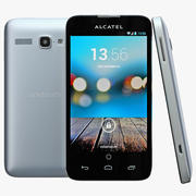 Alcatel One Touch Snap LTE 3d model