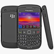 Blackberry Curve 8530 3d model