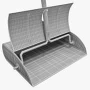 Lobby stofpan 3d model