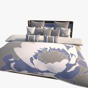 Venice Flower Bed 3d model