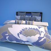 Canteiro de flores de Veneza 3d model