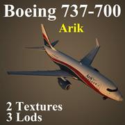 B737 ARA 3d model