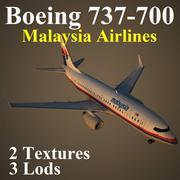 B737 MAS 3d model