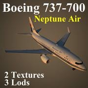 B737 NPT 3d model
