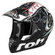 Kask Motocross Airoh Stelt Czarny 3d model