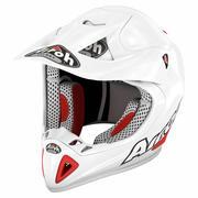 Kask Motocross Airoh Stelt Biały 3d model