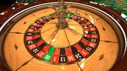 赌场轮盘缸 3d model