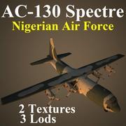 C130 NAF 3d model