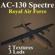 C130 RAF 3d model