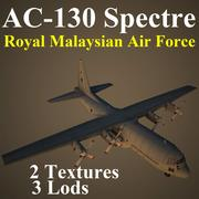 C130 RMF 3d model