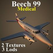 BE99 MED 3d model