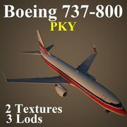 B738 PKY 3d model