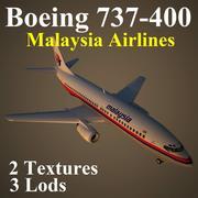 B734 MAS 3d model
