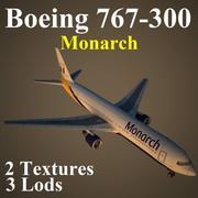 B763 MON 3d model