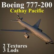 B772 CPA 3d model