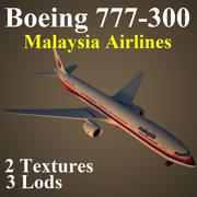 B773 MAS 3d model