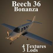 BE36 3d model