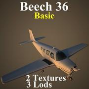 BE36 Grundläggande 3d model
