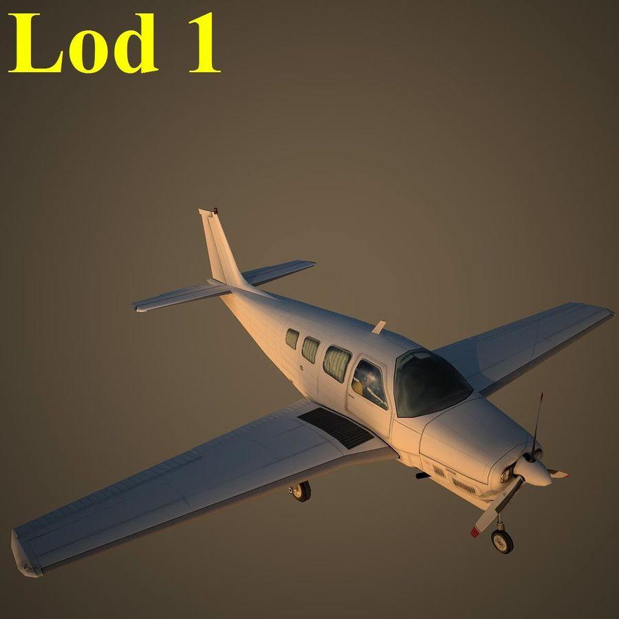 BE36 Grundläggande royalty-free 3d model - Preview no. 14