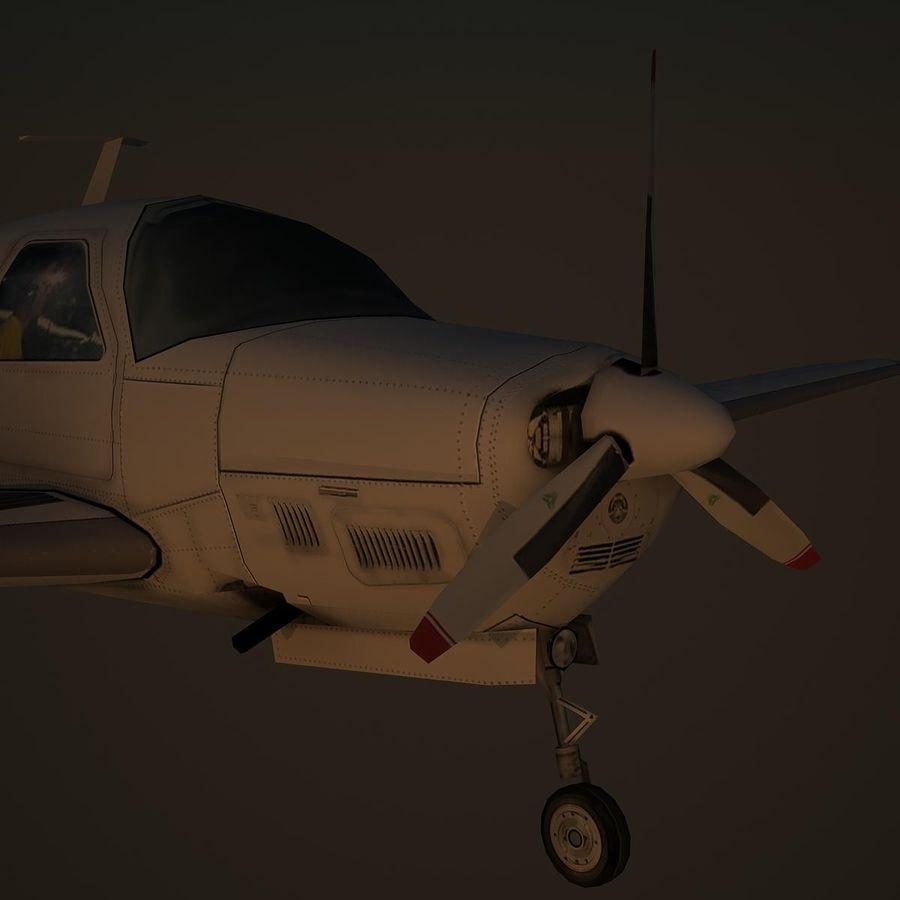 BE36 Grundläggande royalty-free 3d model - Preview no. 8