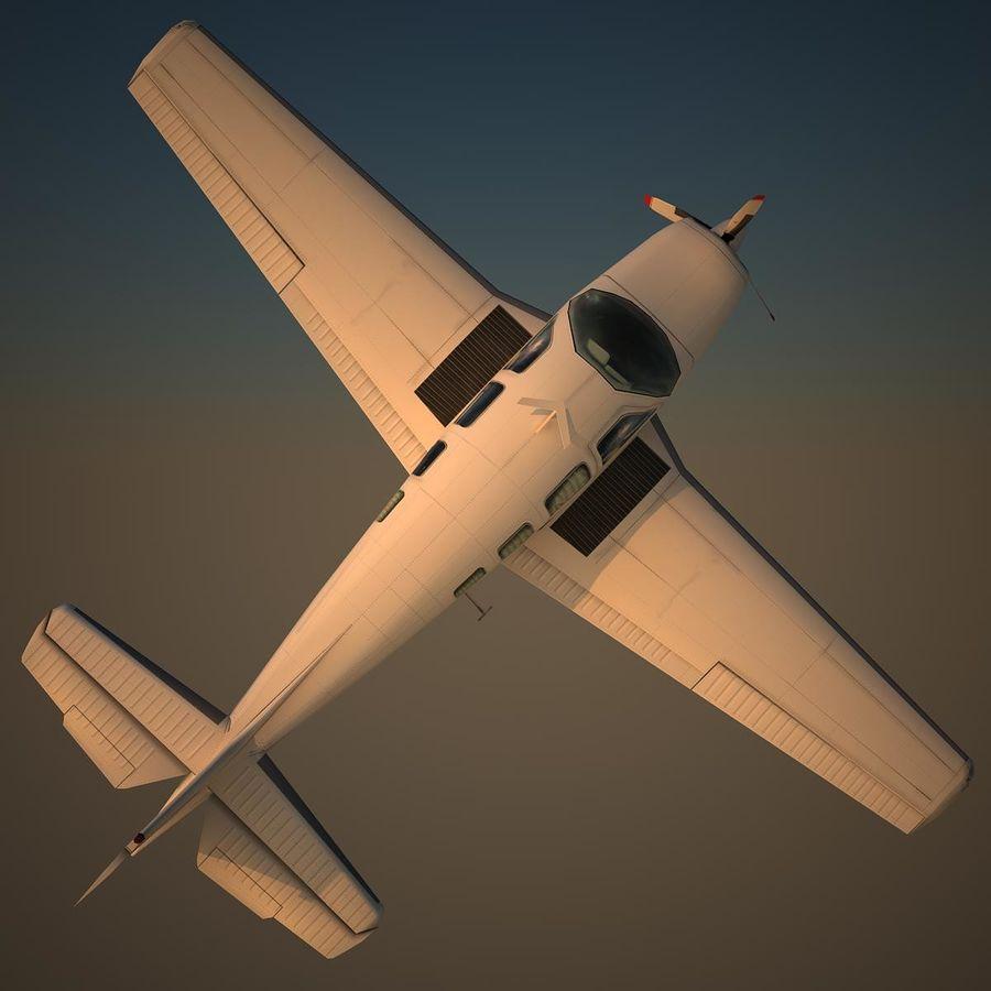 BE36 Grundläggande royalty-free 3d model - Preview no. 5
