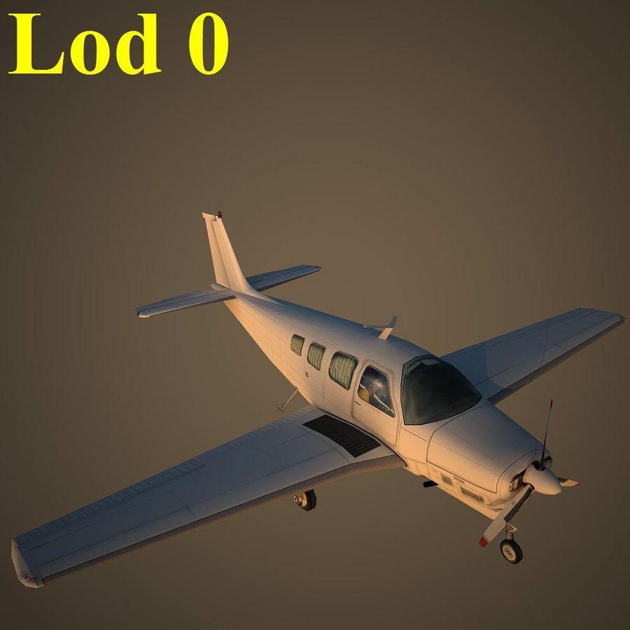 BE36 Grundläggande royalty-free 3d model - Preview no. 13
