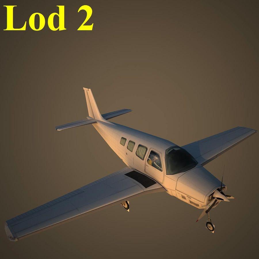 BE36 Grundläggande royalty-free 3d model - Preview no. 15