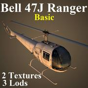 B47J Temel 3d model