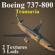 B738 TU 3d model