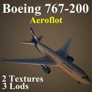 B762 AFL 3d model