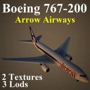 B762 APW 3d model