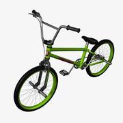 Mongoose BMX 3d model