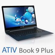 Samsung ATIV Book 9 Plus 3d model