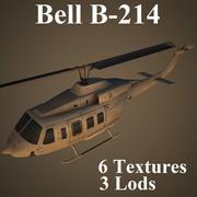 B214 3d model