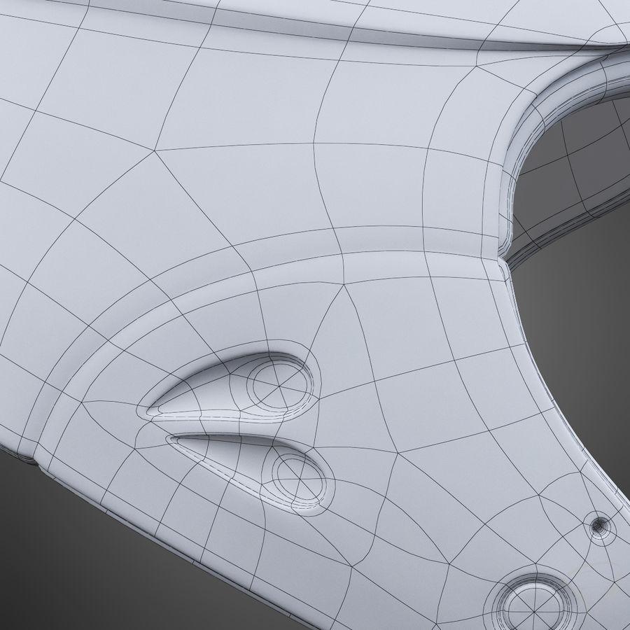 Alpine Helmet royalty-free 3d model - Preview no. 19
