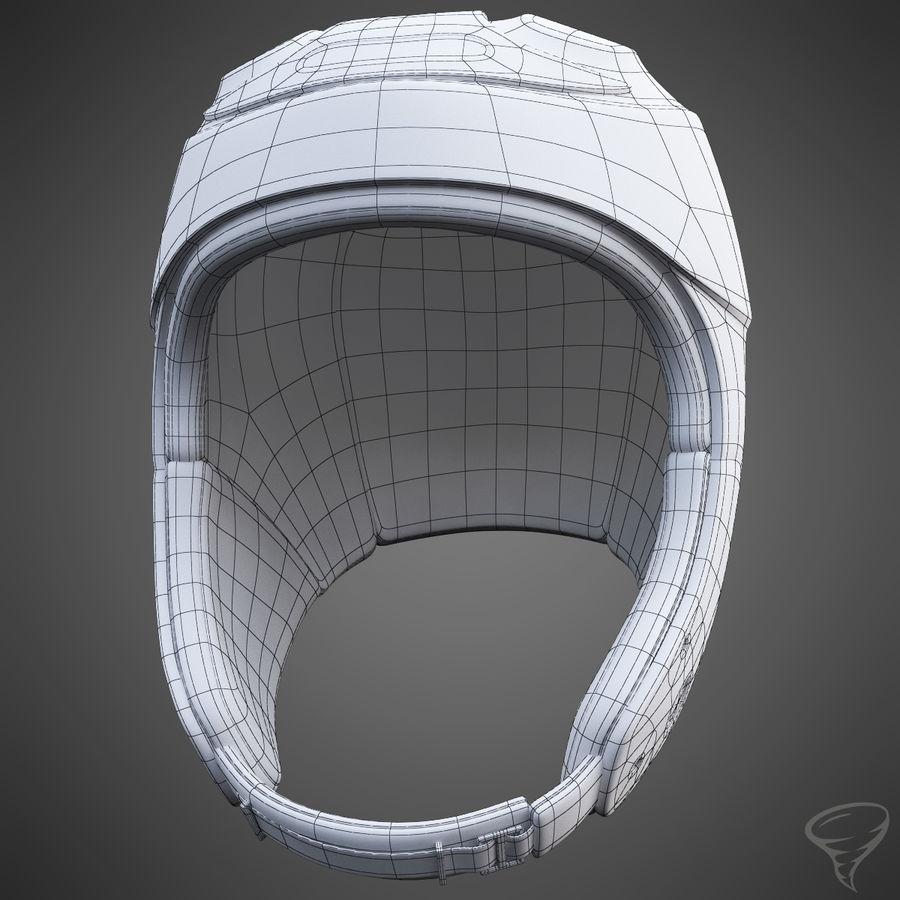 Alpine Helmet royalty-free 3d model - Preview no. 16