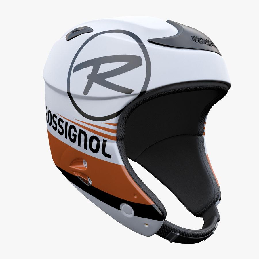 Alpine Helmet royalty-free 3d model - Preview no. 1